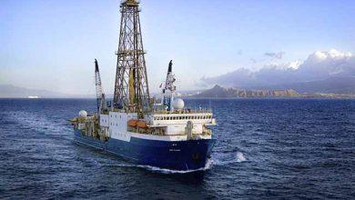 Navio Joides Resolution 390x220 - Expedição na costa brasileira contará com pesquisador da Unisinos