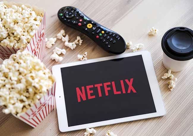 Netflix - Streaming é 37% do tempo de utilização de TV no Brasil