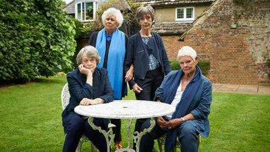 """Nothing like a Dame Credit Mark Johnson 390x220 - """"Chá Com As Damas"""" reúne estrelas do cinema inglês em documentário"""