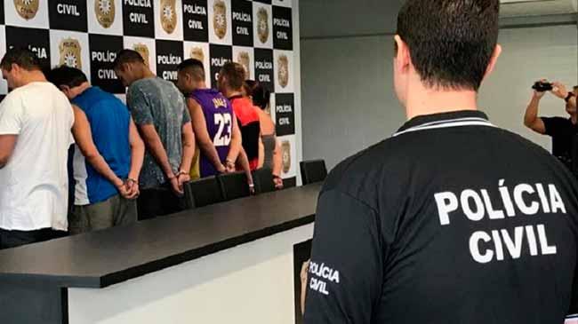 Operação Fechamento - RS: Polícia Civil desarticula organização criminosa ligada ao tráfico de drogas