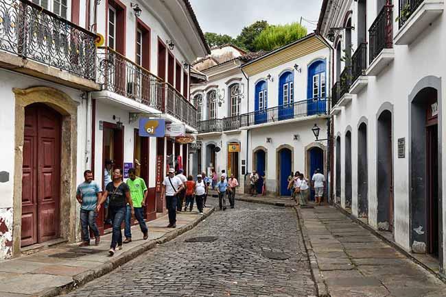 Ouro PretoMG PedroVilela - Dicas para viajar pelo Brasil em um feriado prolongado
