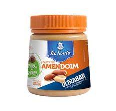 Pasta de Amendoim Ultrabar da Tia Sônia 231x220 - Pasta de Amendoim Ultrabar,daTia Sônia