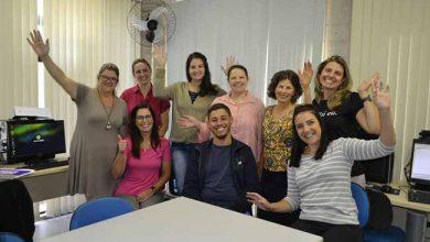 Professores da rede municipal ganham curso de informática nas férias 3 390x220 - Professores da rede municipal de Caxias ganham curso de informática nas férias