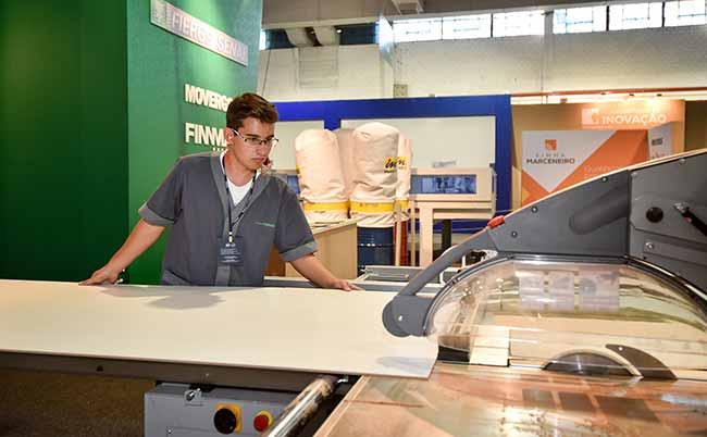 Projeto FIMMA Marceneiro inova com oficinas e workshops - Projeto FIMMA: Marceneiro inova com oficinas e workshops