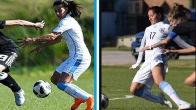 Rafa Ancheta e Lorena são convocadas para a Seleção Uruguaia feminina 390x220 - Rafa Ancheta e Lorena são convocadas para a Seleção Uruguaia feminina
