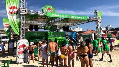 Reciclometro2FotoMaicoEckert 390x220 - Reciclômetro da Fruki Guaraná recolheu 12 mil itens na praia