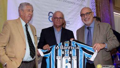 Romildo Bolzan participa de encontro na Associação Comercial de Porto Alegre 390x220 - Romildo Bolzan participa de encontro na Associação Comercial de Porto Alegre