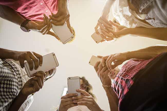 Smartphone - Streaming é 37% do tempo de utilização de TV no Brasil
