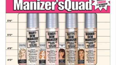 Photo of theBalm apresenta iluminadores líquidos The Dew Manizer'Squad