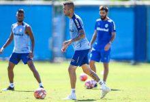 Treino intenso do Grêmio 2 220x150 - Grêmio fez treino técnico intenso