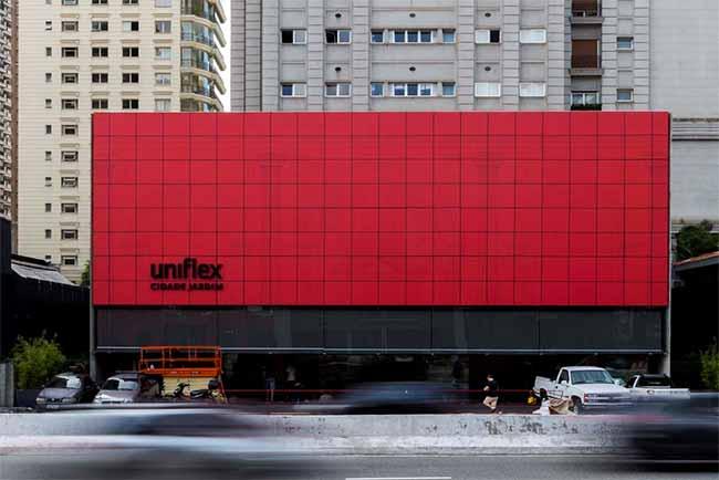 Uniflex abre em edifício icônico de São Paulo 1 - Uniflex abre em edifício icônico de São Paulo