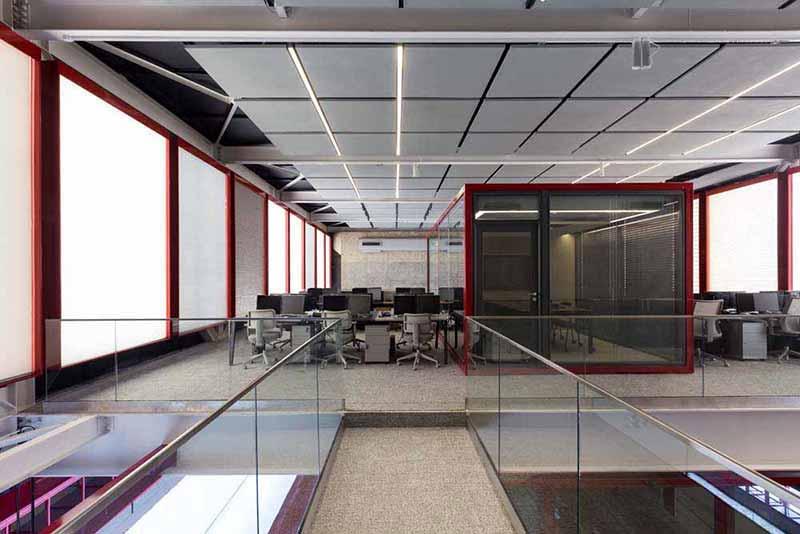 Uniflex abre em edifício icônico de São Paulo 3 - Uniflex abre em edifício icônico de São Paulo
