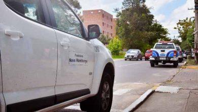 Veículos e 10 estabelecimentos comerciais foram vistoriados 390x220 - Operação integrada fiscaliza estabelecimentos comerciais e veículos em NH
