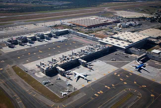 Viracopos 254 - Aeroportos de Brasília, Manaus e Campinas são os melhores do país