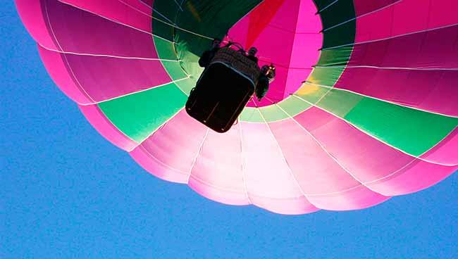 balto - Festival de Balonismo em Torres nesta sexta e sábado