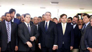 bolsonaro camara 390x220 - Bolsonaro entrega proposta da reforma da Previdência aos deputados