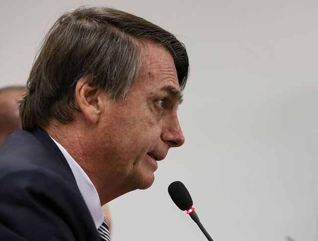 bolsonaro - Bolsonaro participa de Reunião do Conselho de Governo