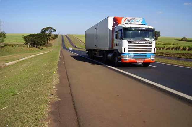 caminhoneiros - Insegurança é o principal ponto negativo para caminhoneiros