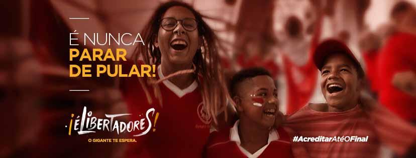 campanha do Inter para Libertadores 3 - Sócios e sócias são estrelas da campanha do Inter para Libertadores