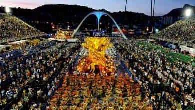 carnaval no Rio de Janeiro Brasil 390x220 - Estudo mostra os destinos favoritos dos estrangeiros para o Carnaval brasileiro de 2019