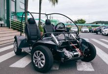 carro elétrico da UniAvan 3 220x150 - Alunos da UniAvan iniciam projeto de carro elétrico em Santa Catarina