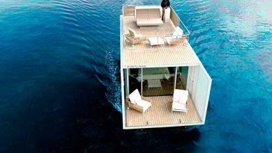 Photo of Casa flutuante na Espanha é construída com vidros Guardian Glass