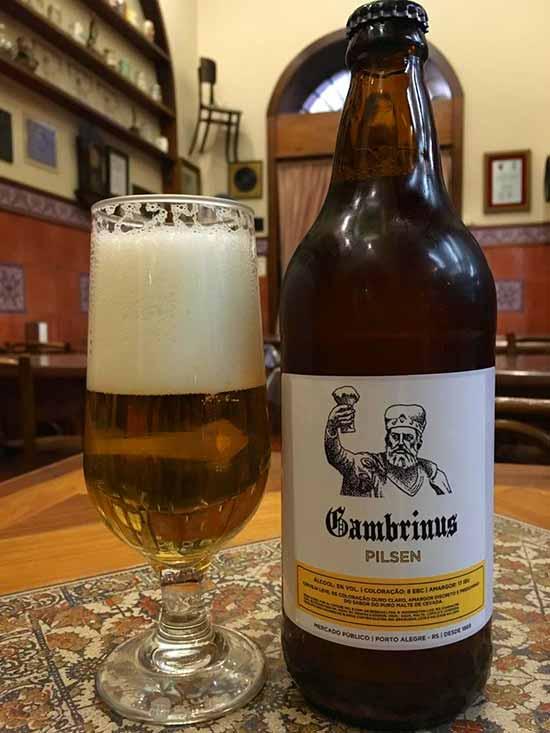cerveja Gambrinus 1 - Restaurante Gambrinus aposta em cerveja de marca própria