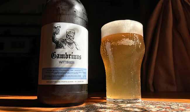 cerveja Gambrinus - Restaurante Gambrinus aposta em cerveja de marca própria