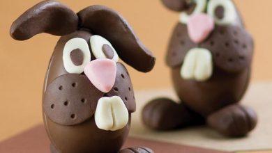 coelho orelhudo 390x220 - Páscoa - Coelho de Chocolate