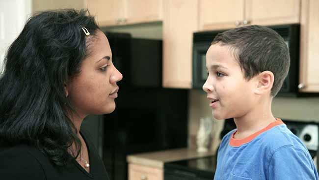conversar com as crianças 1 - É preciso falar com as crianças sobre a inclusão