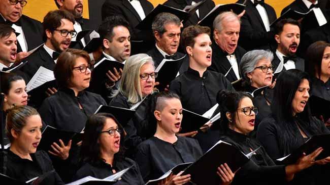 coro ospa - Seleção de novos cantores para o Coro Sinfônico da Ospa