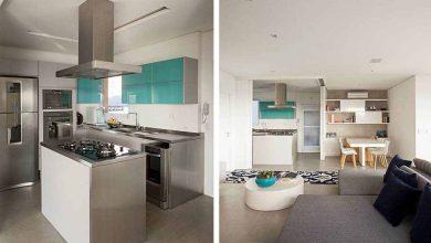 coz11 390x220 - Estilo contemporâneo em cozinhas personalizadas