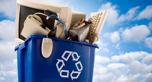 eletr 1 - Ponto de descarte de lixo eletrônico neste sábado em São Leopoldo