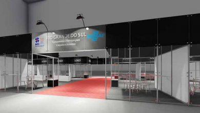 estande na fimec 2019 390x220 - Estande Coletivo do RS Projeto Fornece 2019 abre inscrições para a Fimec