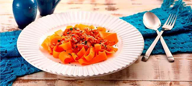 """fettuccine de cenoura fishness desktop - Fettuccine de Cenoura """"Fishness"""""""