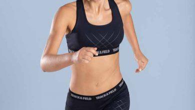fotos por breno da matta 3810 390x220 - Track&Field apresenta as linhas fitness Metallic e Zig