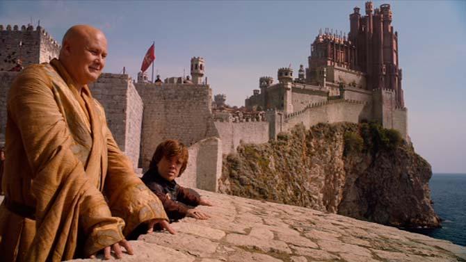 """game - Croácia, o país cenário de """"Game of Thrones"""""""