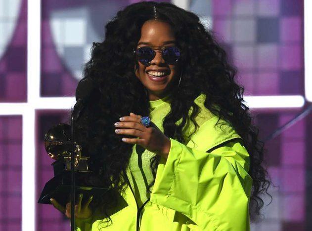 her grammy awards 2019 winner 631x468 - Os ganhadores do Grammy Awards 2019