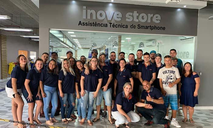 inove store - Pop Center de Porto Alegre completa 10 anos com 800 lojas