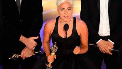 lady gaga2 winner oscars 2019 390x220 - Os vencedores do Oscar 2019