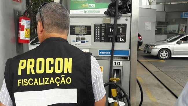 levantamento de preços em postos de combustíveis - São Leopoldo: Procon indica variação de 6,43% no preço da gasolina e 27,82% no etanol