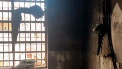 Photo of Incêndio no Presídio Madre Pelletier fere detentas em Porto Alegre
