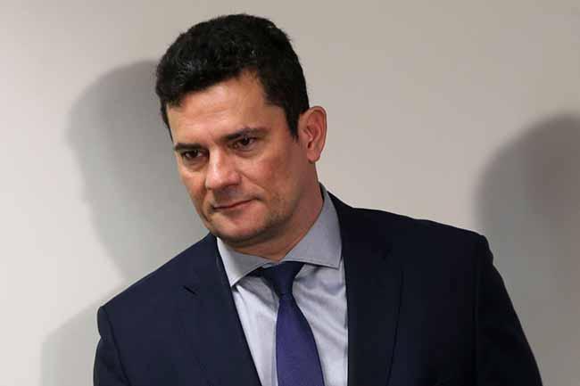 moro 1 - Moro quer investigação contra youtuber por ameaça a Bolsonaro