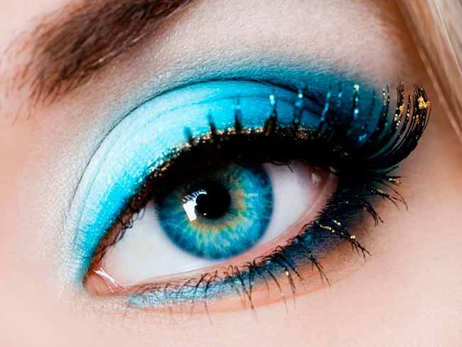 olh - Cuidados com os olhos durante o Carnaval