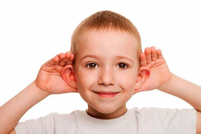 ore - Orelha de abano: otoplastia pode ser feita na infância