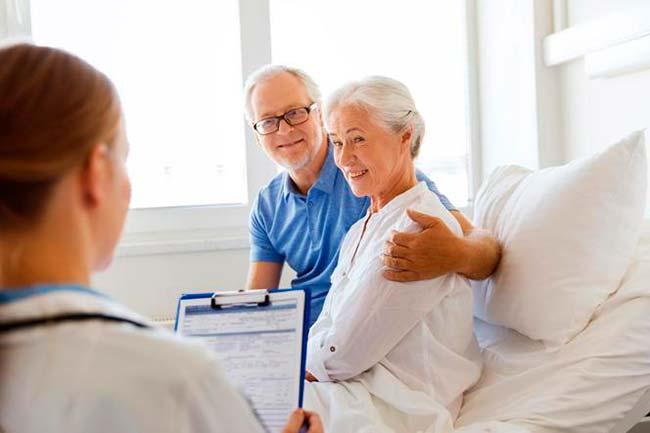paci - A importância da família para o paciente com câncer