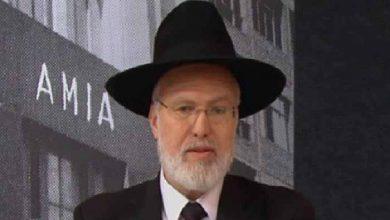 rabino Gabriel Davidovich argentina 390x220 - Federação Israelita do RS repudia ataque antissemita em Buenos Aires
