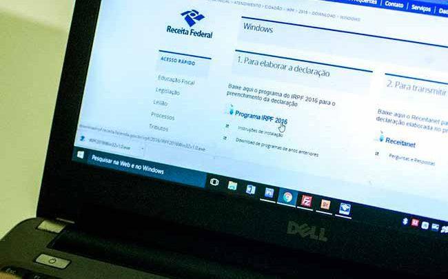 receita 650x405 - Imposto de renda: programa para declaração estará disponível segunda-feira