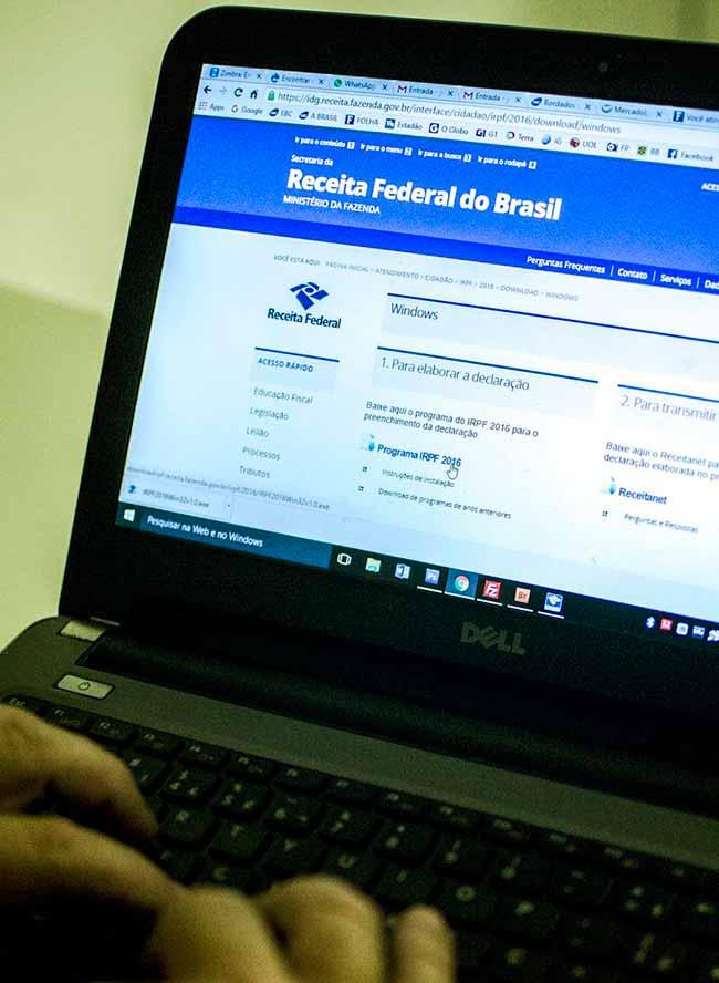 receita - Consulta ao quarto lote do Imposto de Renda abre segunda-feira