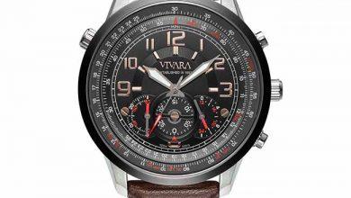 rel vivara marron 390x220 - Vivara lança relógio masculino Aviator III
